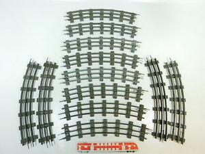 BR645-2-12x-Maerklin-Progress-Spur-0-Gleis-gebogen-12er-Kreis-fuer-elektr-Betrieb