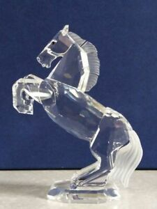 Swarovski-Figurine-White-Stallion-Retired-in-2005