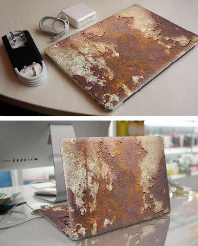 Laptop Creative Rust Sticker Skin Protector Guard For Acer V3-372
