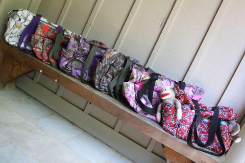 Diaper Bag baby bag overnight bag travel bag Camo