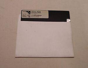 RARE-Astro-Talk-Horoscope-for-Apple-II-Plus-Apple-IIe-Apple-IIc-Apple-IIGS