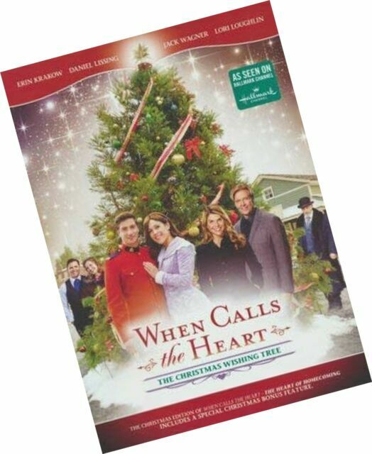 Www.Ebay.Com  When Calls The Heart 2020 Christmas Dvd S When Calls The Heart The Wishing Tree Season 5 Christmas Special