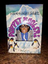 Michael Jackson Moonwalker Puppet Koolers Drink Holder 1988 RARE Vintage *NEW