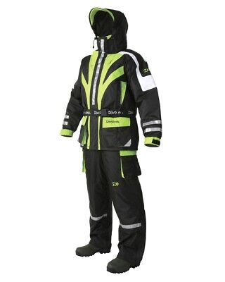 Daiwa Entec 2 Piece Flotation Suit *All Sizes* NEW Sea Fishing Suit