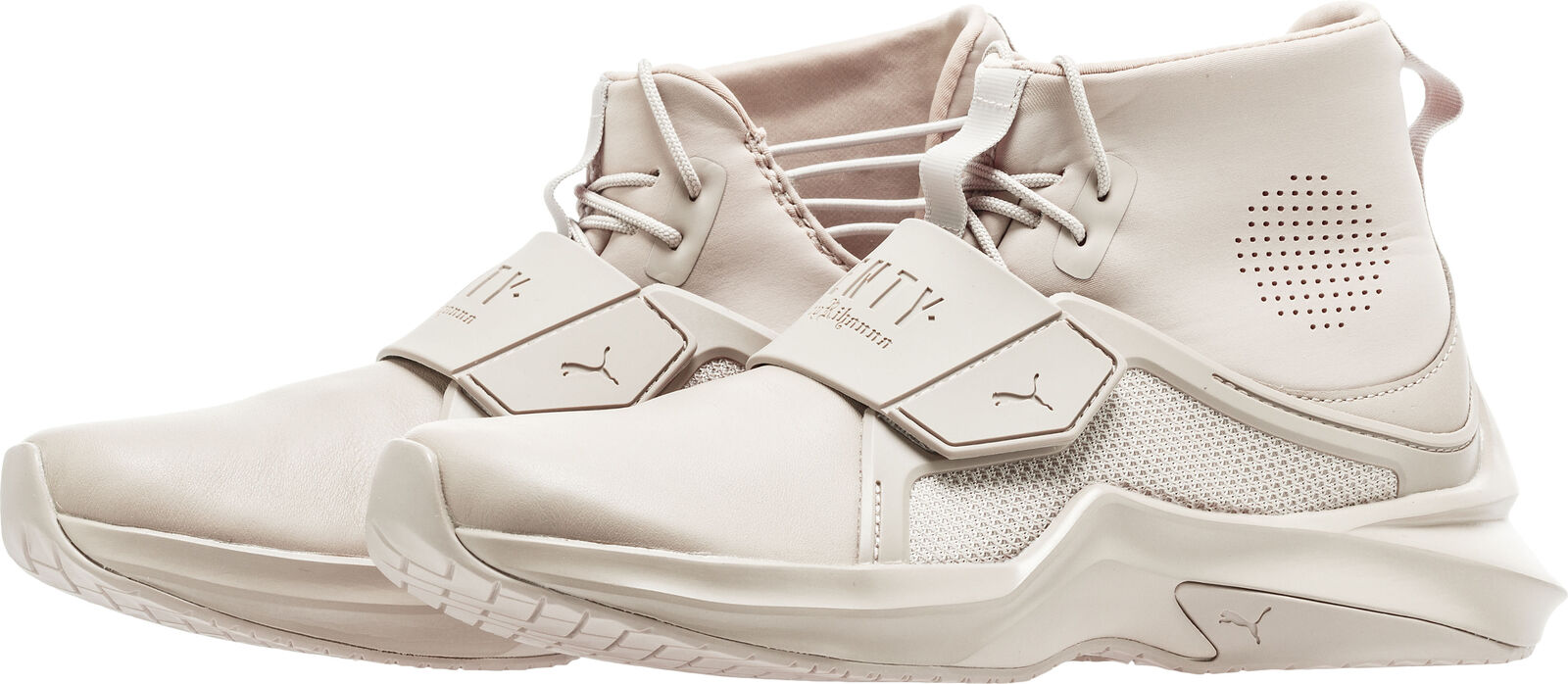 PUMA Trainer by Fenty Rihanna Hi Top Sneaker Comfortable Wild casual shoes