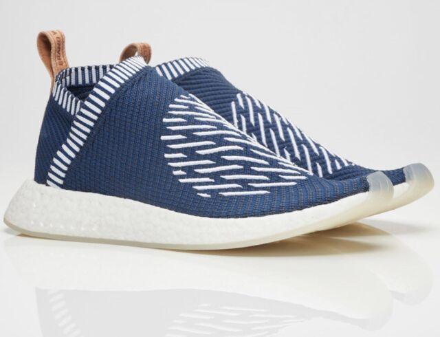 Ronin Navy White Sneaker BA7189 Mens Adidas Originals NMD CS2