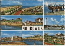 Alte Postkarte - Impressionen von Nordwijk