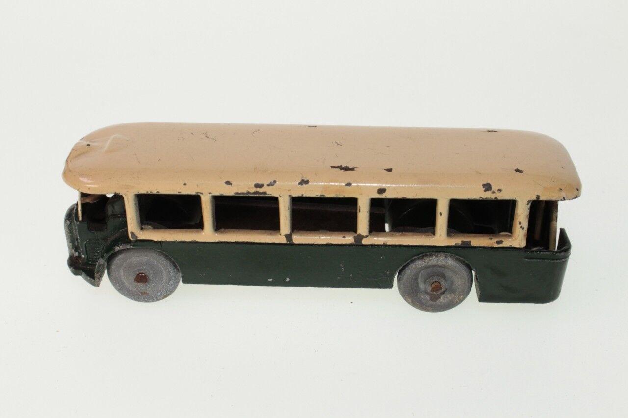 Dinky D - Somua-Panhard Paris Bus - Green Cream - C NB