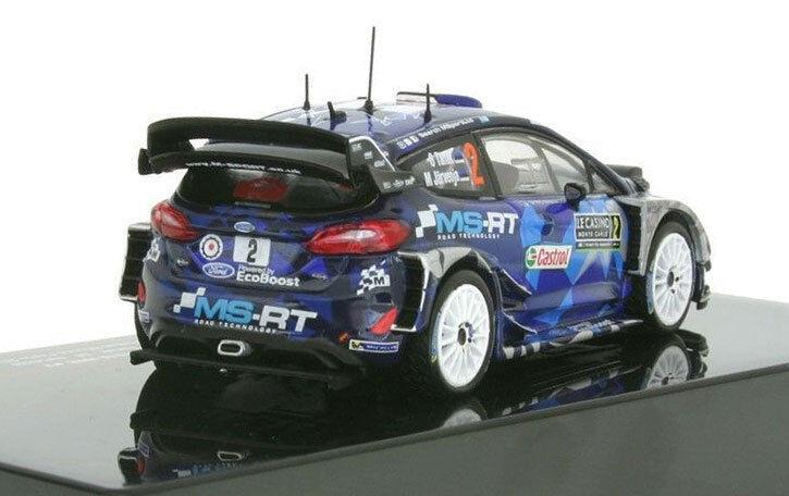 IXO RAM642 Ford Fiesta WRC-17 'M-Sport WRT' Monte Carlo 2017 2017 2017 - Ott Tanak 1 43 8e909a