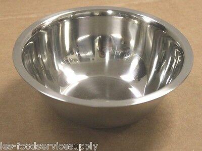 3 Quart Stainless Steel Mixing Bowl Medium Weight Restaurant Grade Quality