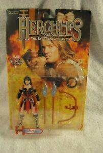RARE-Xena-Warrior-Princess-Warrior-Disguise-Action-Figure-Toy-Biz-1995-Classic