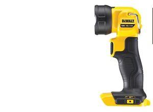 DEWALT-DCL040-18V-LED-TORCH-WORK-LIGHT-FLASHLIGHT-body-only