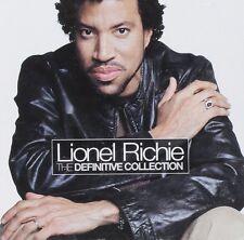 2CD*LIONEL RICHIE**THE DEFINITIVE COLLECTION (38 TRACKS)**NAGELNEU & OVP!!