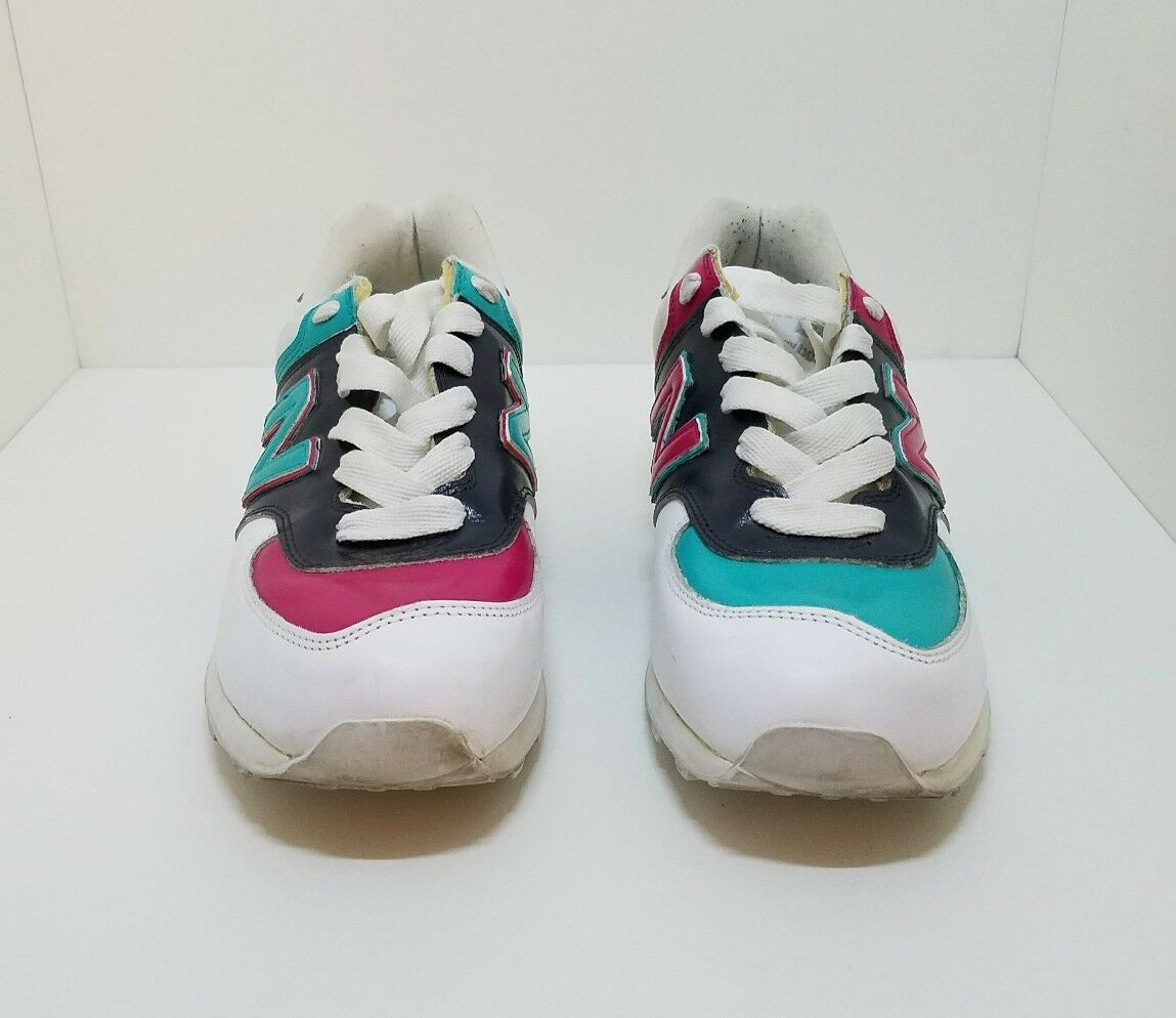 New Balance M574WHL Classic Classic Classic Multicolore Casual Athletic scarpe da ginnastica Uomo US 11.5 1d132f