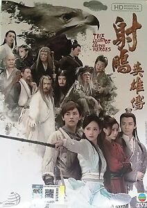 Details about Chinese Drama: The Legend of the Condor Heroes | TV Series |  DVD | Eng Sub