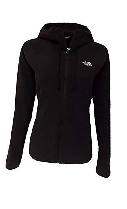 THE NORTH FACE Women/'s Tundra Black Fleece Hoodie Jacket 100 WT MSRP $70 sz S-XL