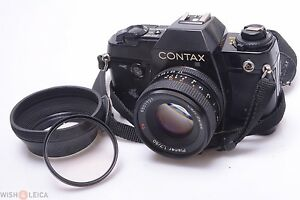 NOT-WORKING-CONTAX-139-MD-W-MINTY-ZEISS-PLANAR-T-50MM-1-7-LENS