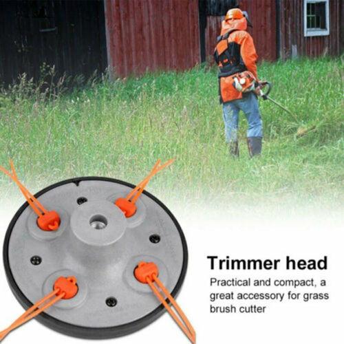 Bump Feed Pro Weed Warrior String Trimmer Head Line Precut Pre Cut For  q Ц