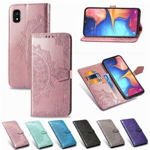 En-Relief-Portefeuille-Flip-Etui-en-Cuir-PU-pour-Samsung-Galaxy-A10s-A20s-A50s