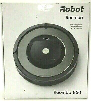 Irobot Roomba 850 Robotic Bagless Cordless Robot Vacuum
