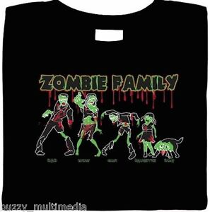 Zombie-Family-Shirt-Bloody-Zombies-Zombie-family-and-Zombie-Dog-Shirt