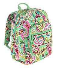 Item 4 Nwt Vera Bradley Tutti Frutti Campus Backpack Book School Bag 109