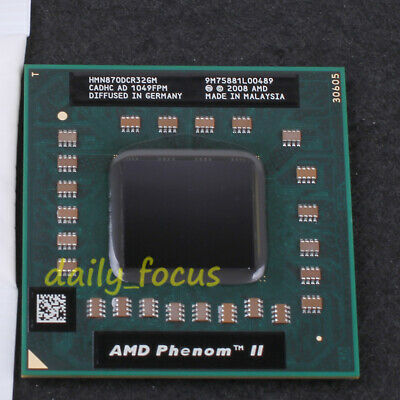 HMN870DCR32GM CPU Processor Free shipping AMD Phenom II X3 N870
