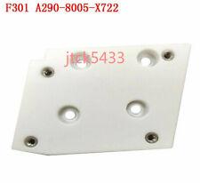 New Fanuc Wire Edm Part Lower Ceramics Insulation Board F301 A290 8005 X722 1pcs