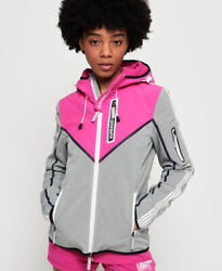 Superdry Damen Sport Blocker Jacke