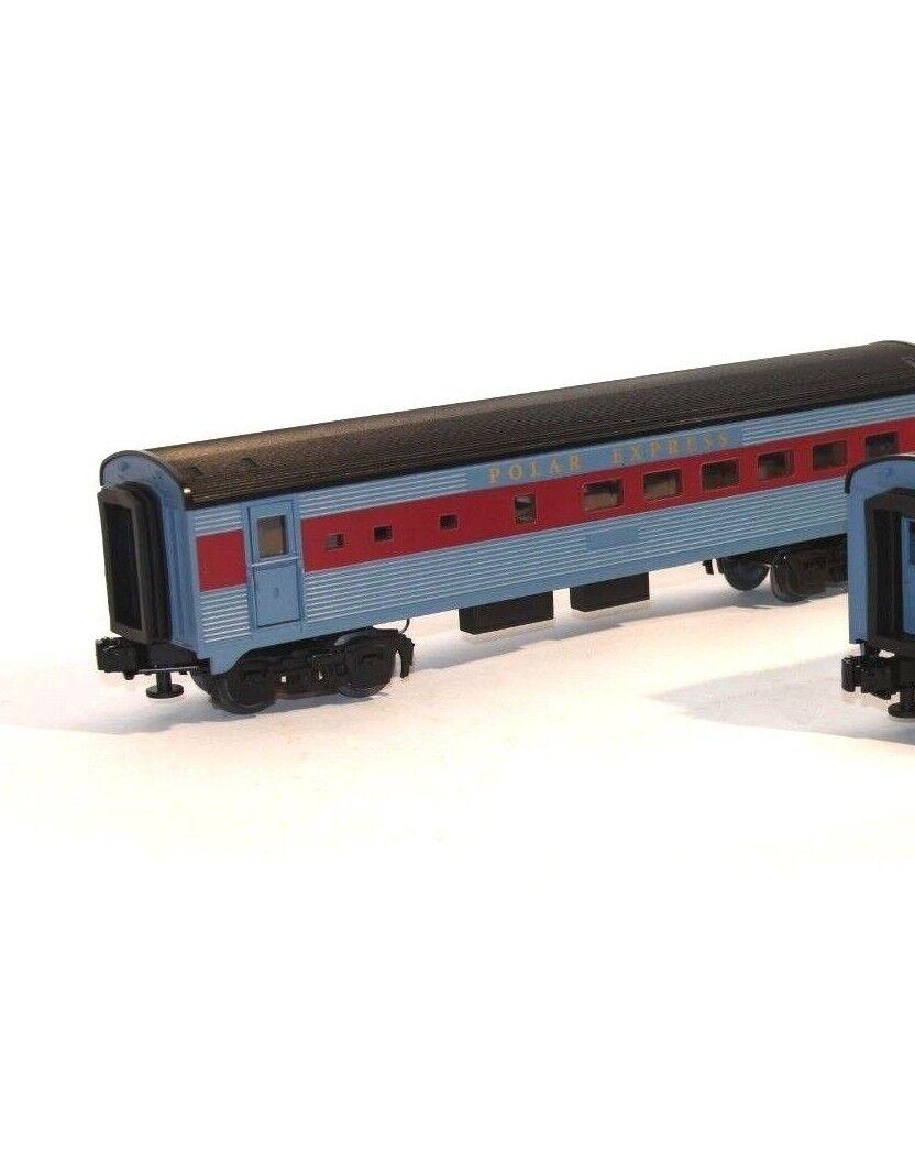 LIONEL10th Anniversary POLAR EXPRESS Streamliner Diner Passenger 6-35292