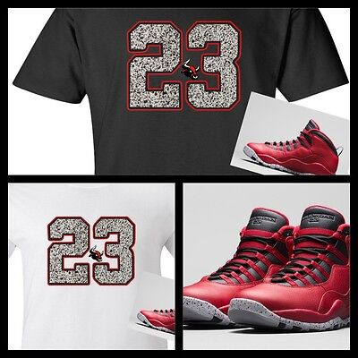 HOODIE to match the NIKE AIR JORDAN BREDS BULLS OVER BROADWAY OR ANY BREDS