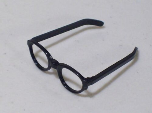 "ACCESSORY GLASSES NEW GI JOE 1//6 SCALE BLACK EYEGLASSES FOR 12/"" ACTION FIGURE"