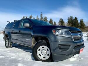 2016 Chevrolet Colorado 4x4 CREW CAB V6