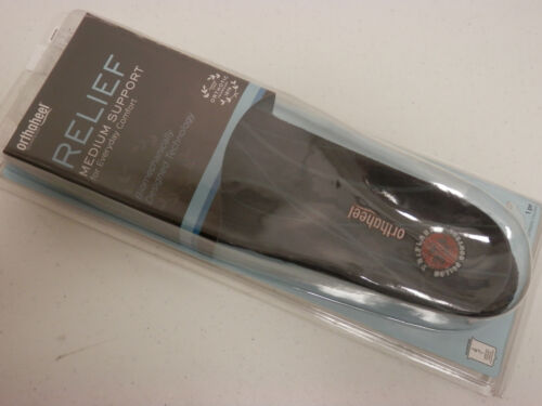 VIONIC ORTHOTIC INSERTS RELIEF FULL LENGTH SIZE S