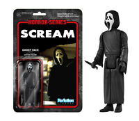 Funko Reaction Horror Scream Ghostface 3 3/4 Action Figure 4131