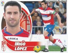 05 INIGO LOPEZ ESPANA GRANADA.CF PAOK Saloniki STICKER CROMO LIGA 2013 PANINI