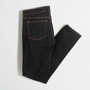 5c85934292 J Crew Factory Womens rinse wash midrise skinny jean with 32x30 ...