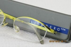 d8d9dbda02 Image is loading Lindberg-Eyewear-Titanium-Eyeglass-Frame -New-Polished-Color-