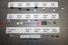 BA01F2F0102 PHILIPS LCD TV 32PFL3506/F7 A17FGMPW Power Board Repair Kit EM13