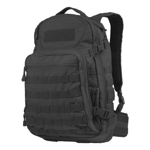 Condor Venture Pack Escursione Idratazione Zaino Sicurezza Polizia Molle 27.5L N