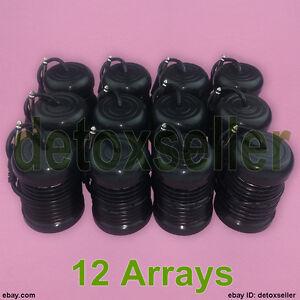 New-12-Pack-Round-Array-Arrays-For-Aqua-Ionic-Detox-Foot-Spa-Bath-Machine