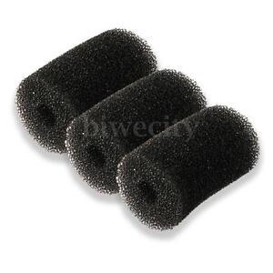 3pcs pre filter sponge foam for edge fish pond aquarium for Fish pond filter sponges