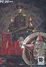 THE STALIN SUBWAY Original Moscow Shooter PC Game NEW!