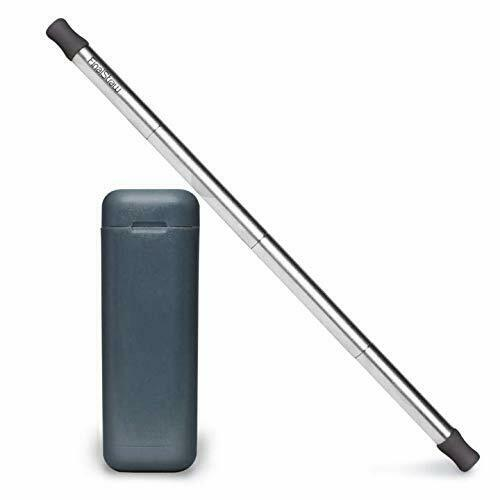 Final Straw-The Original Multi-use Straw,Collapsible Stainless Steel and Reusab