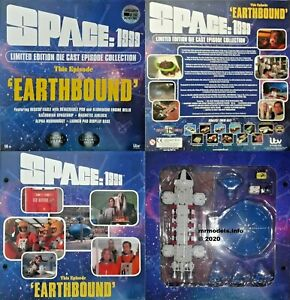 Sixteen12-Space-1999-12-034-Eagle-Earthbound-Set-New-Die-cast-Metal-Model-1-of-1500