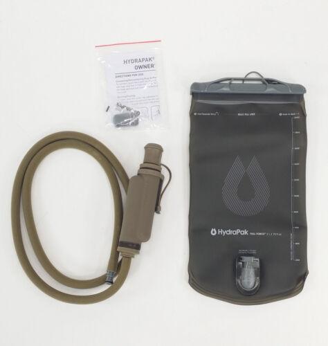 2L Mammoth Grey Hydrapak Full-Force Hydration Reservoir
