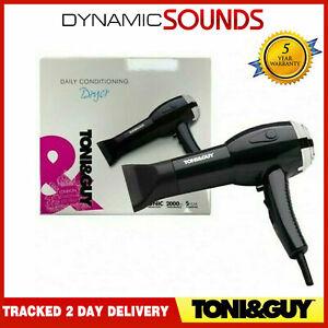 Toni & Guy TGDR5371UK Salon Pro Daily Conditioning Hair Dryer 2000W 2020 Model