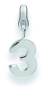 Dream-Charms-Damen-Charm-Anhaenger-echt-Silber-925-Sterling-rhodiniert-Zahl-3