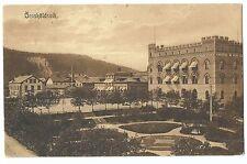 Sweden; Ornskoldsvik PPC, Local PMK 1912, Town Square & Stora Torget