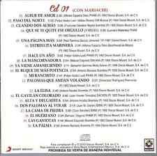 rare RANCHERA 60s 70s CD slip ANTONIO AGUILAR con Mariachi YA VIENE AMANECIENDO